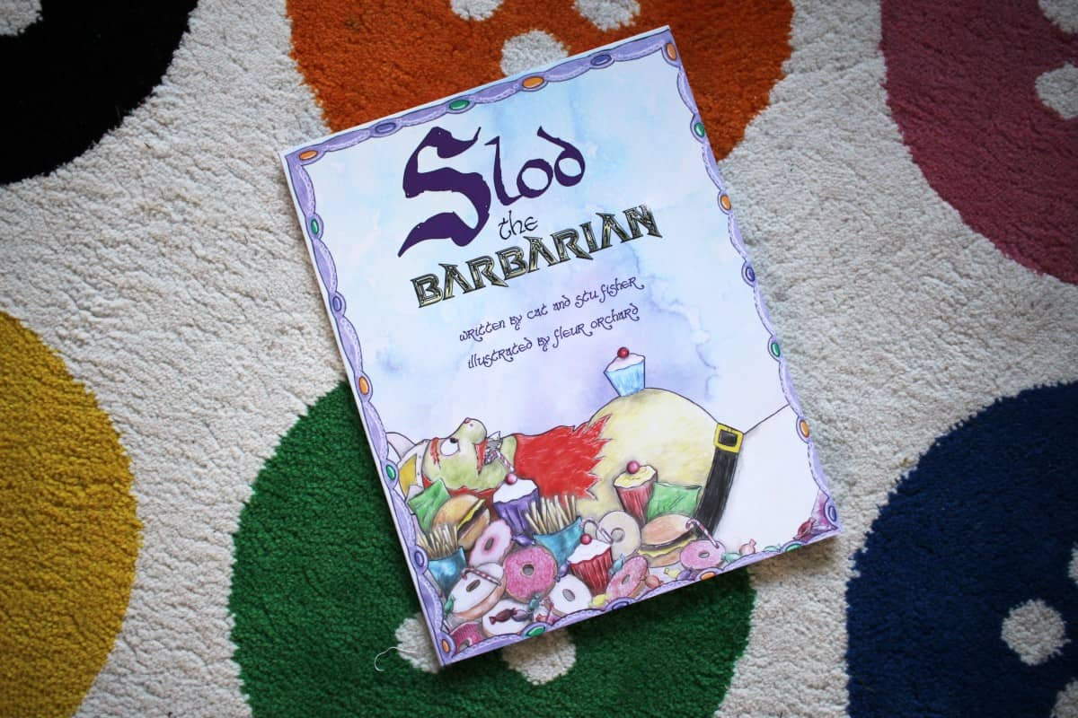 Slod the Barbarian - A Tale of Teeth Cleaning!