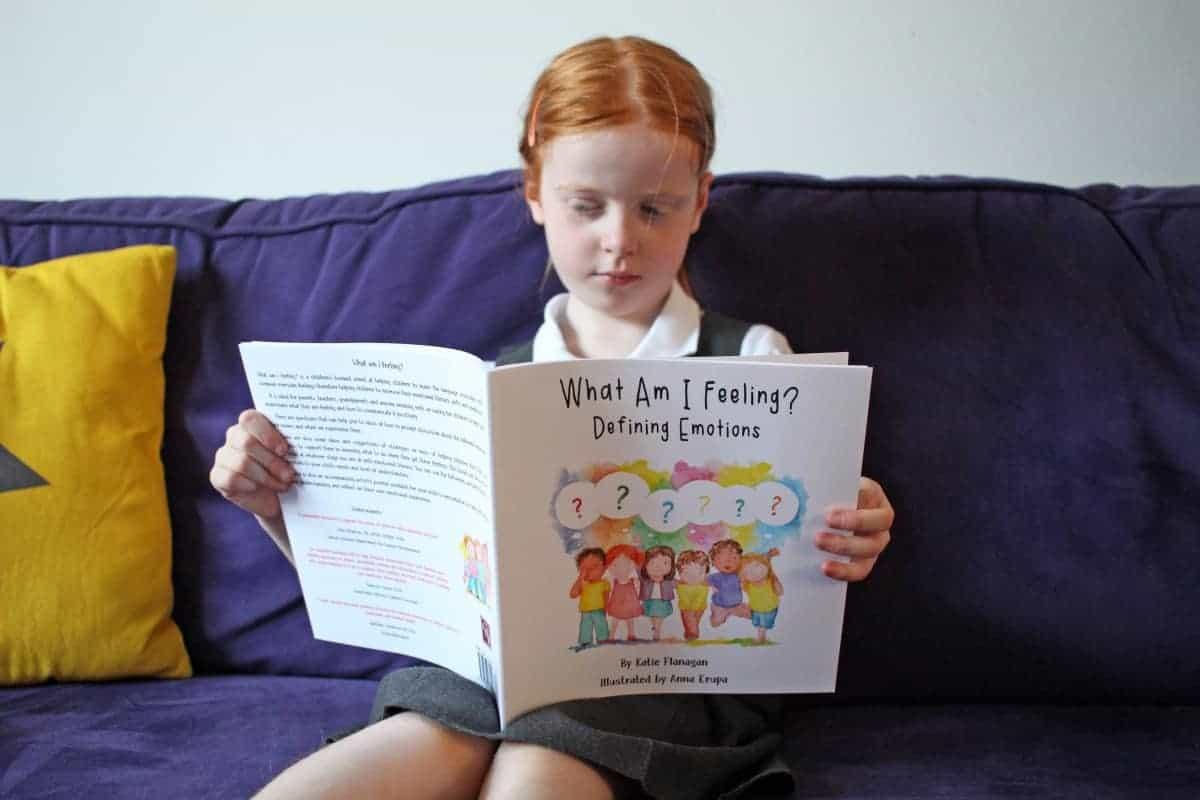Books to Help Children Understand their Emotions