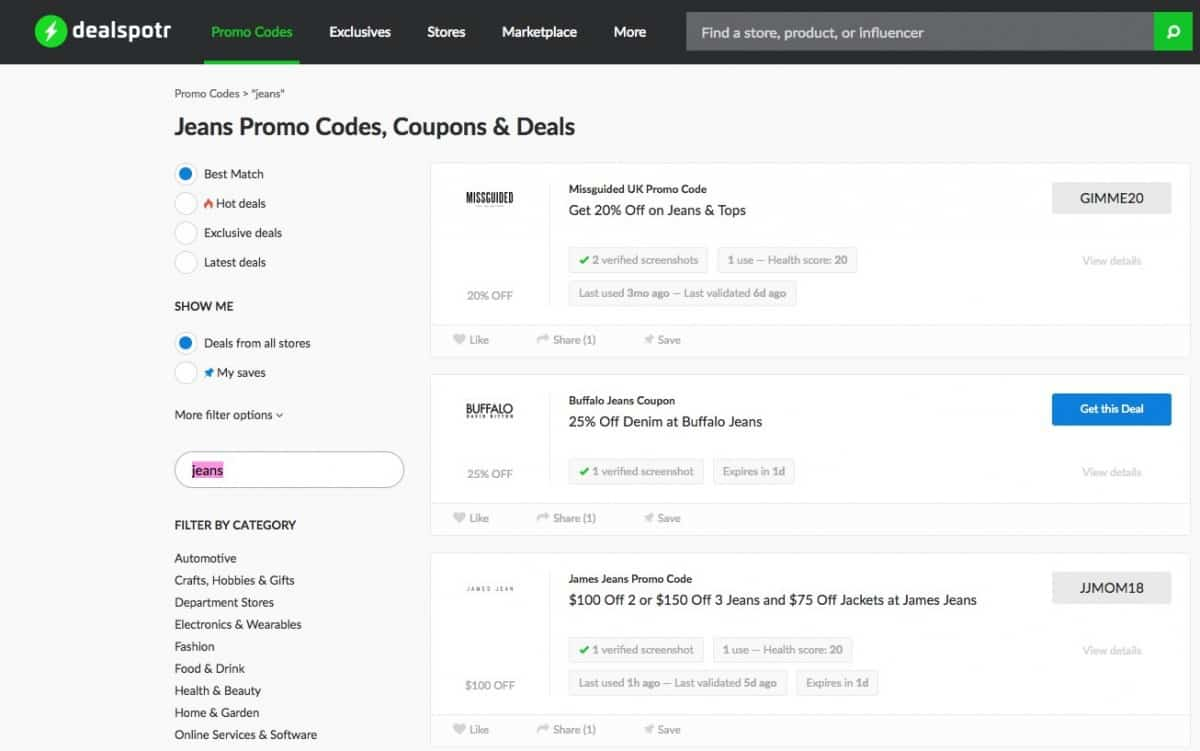 8 ways to find a working promo code in a minute (or less!)
