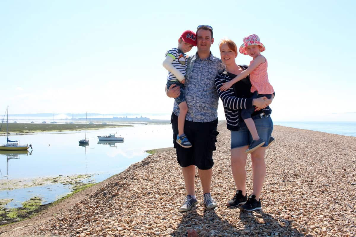 A Weekend Away on the Hampshire Coast {The Ordinary Moments}