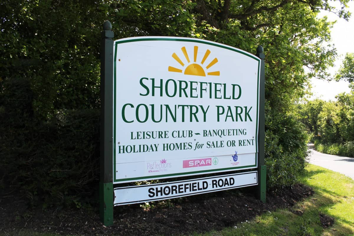 A Wonderful Hampshire Weekend at Shorefield Country Park