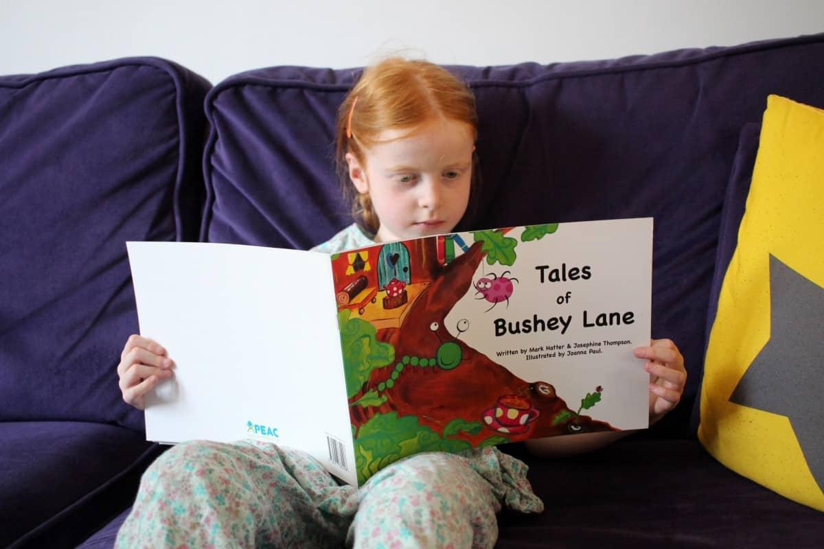 Review: Tales of Bushey Lane