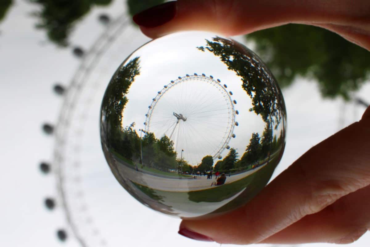 Lensball Adventures