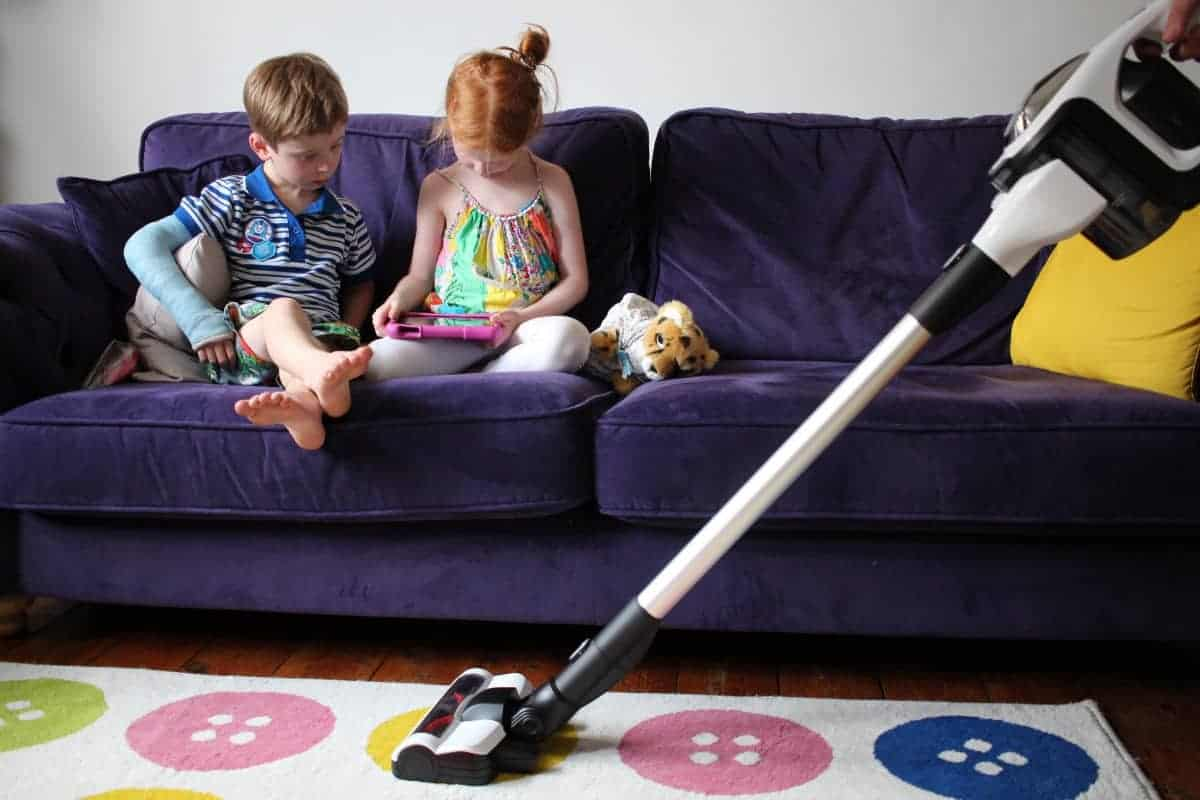 Review: Bosch Unlimited Cordless Vacuum Cleaner