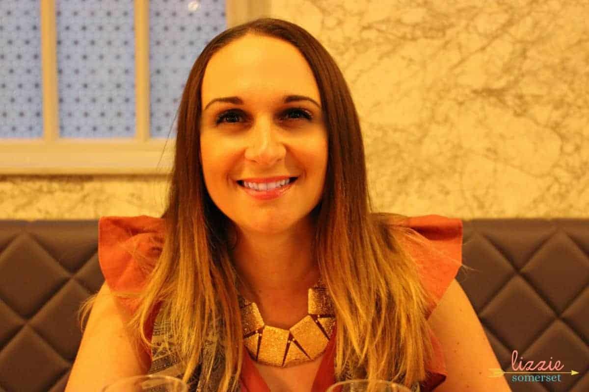 Blogger Behind the Blog {Lizzie Somerset}