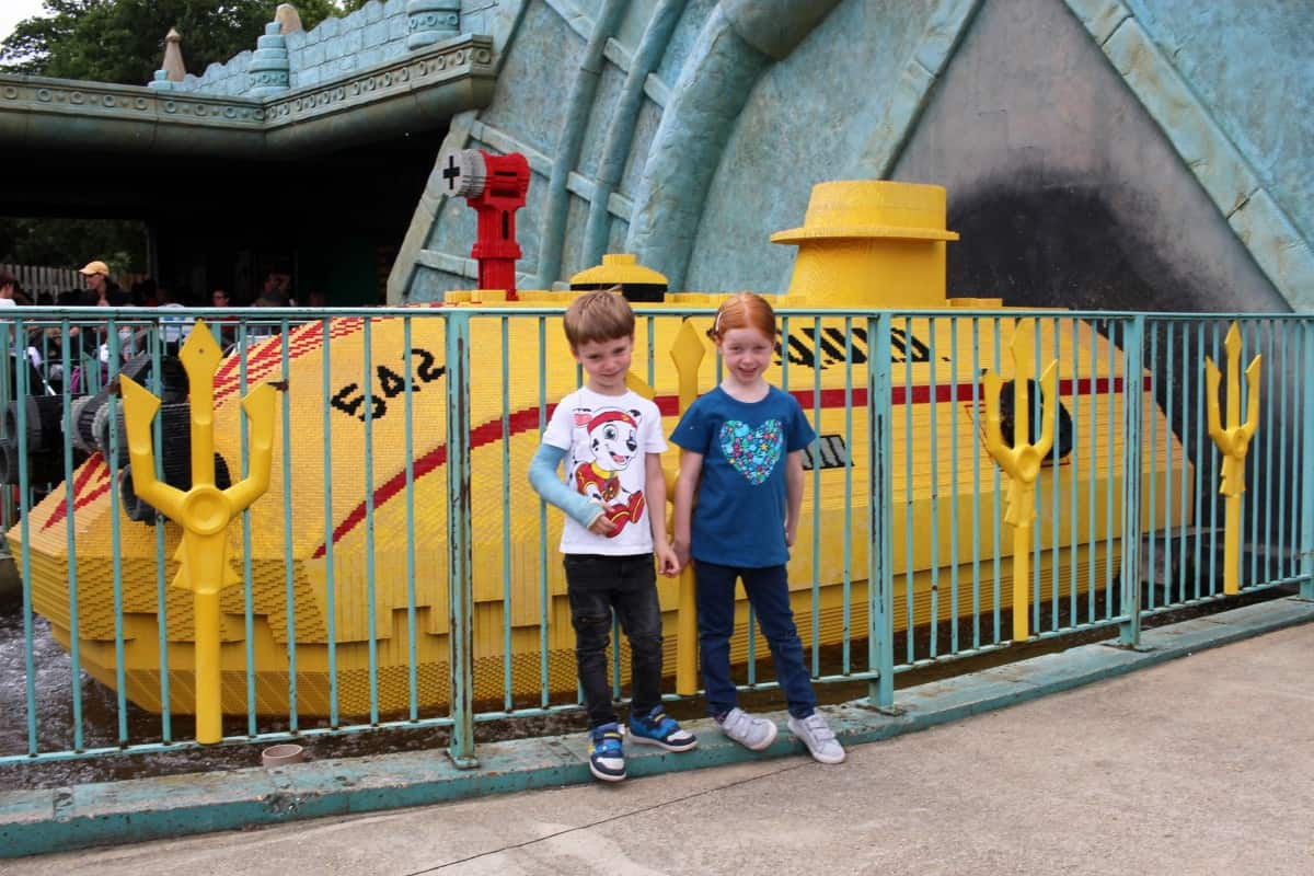 A Half Term Visit to Legoland #ShakeTesters