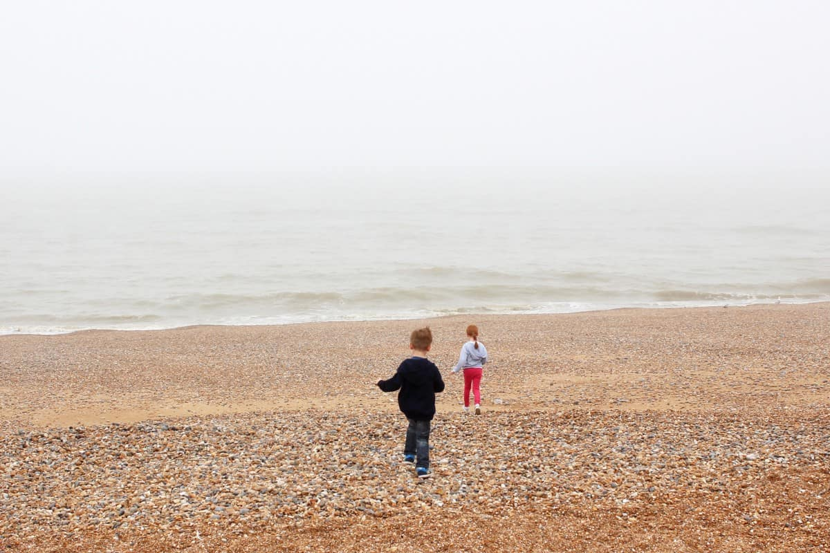 A Half Term at Home {The Ordinary Moments}