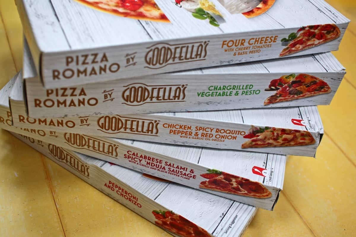 Making Pizza Nights Cheaper with Goodfella's