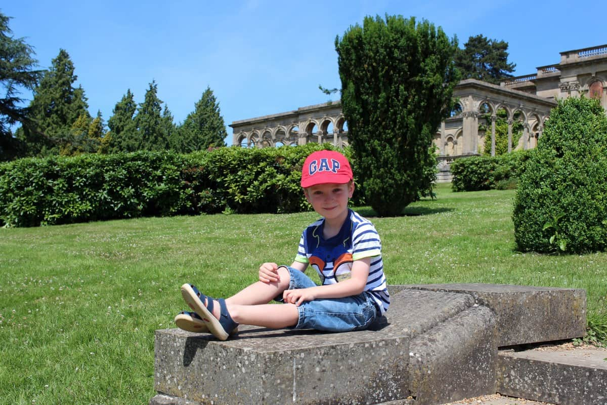 A Lovely Day at Witley Court and Gardens {English Heritage}
