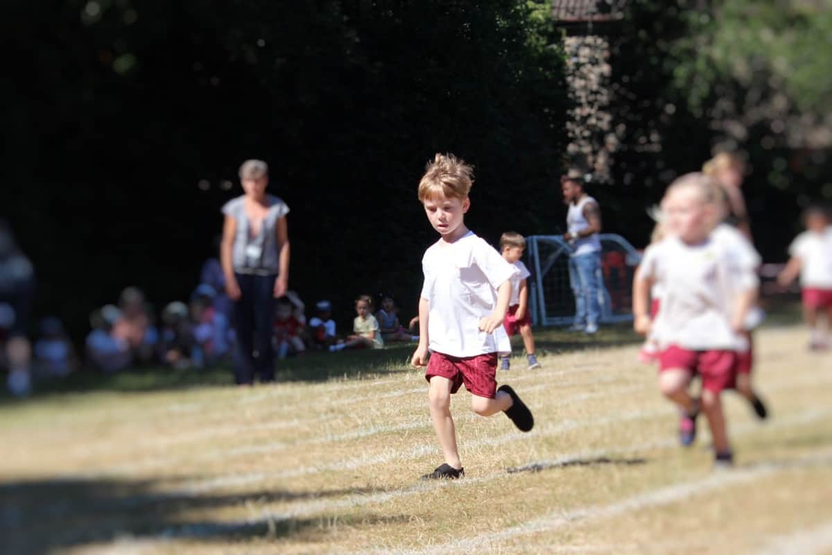 Sports Day {The Ordinary Moments}