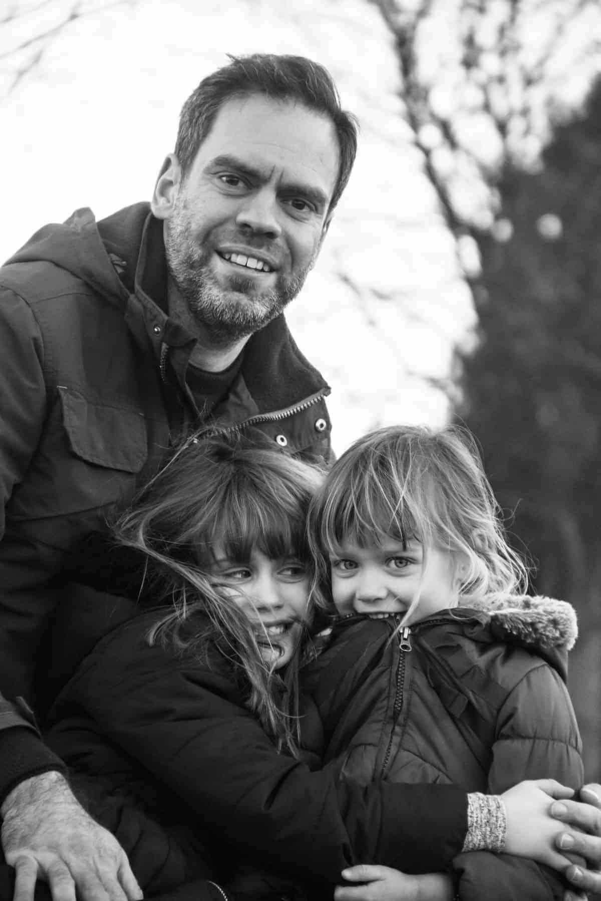 Blogger Behind the Blog {Dad Blog UK}