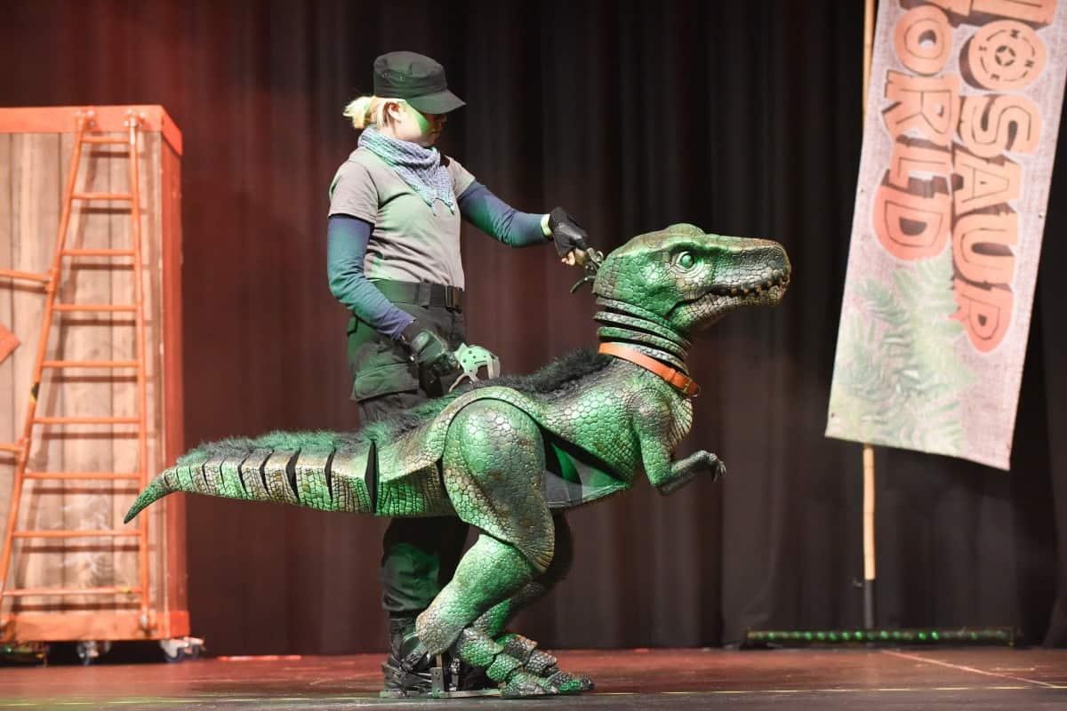 Dinosaur World Live at Dorking Halls