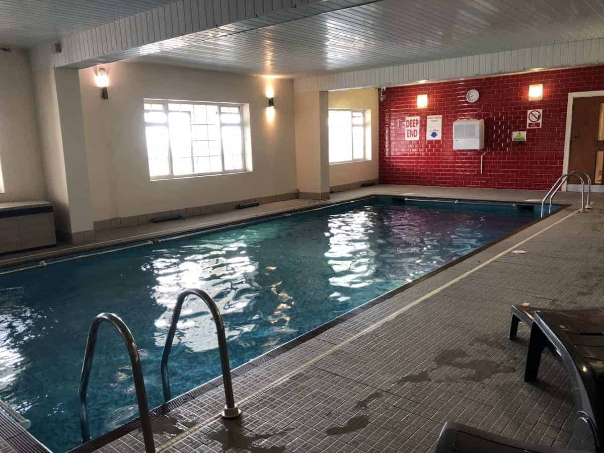 Learning to Swim with Swim Inns {Springfield Hotel, Holywell, Wales}