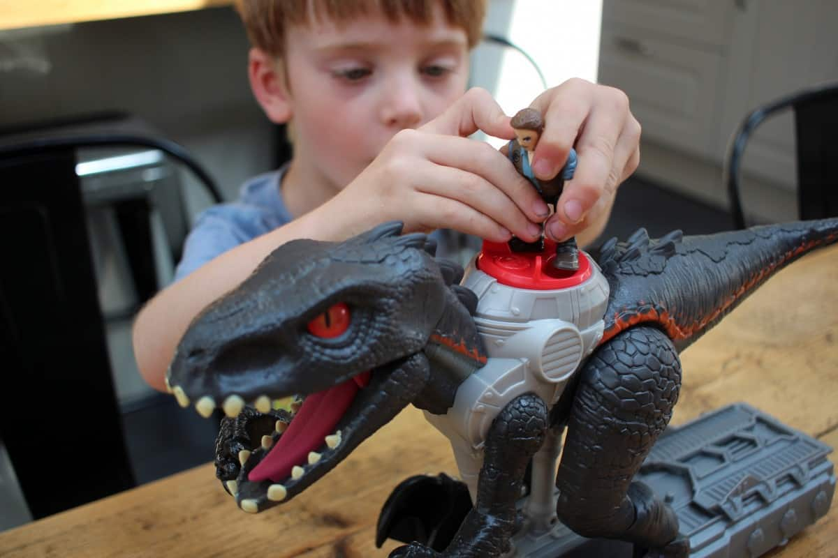 Review: Fisher-Price Imaginext Jurassic World Toy Range