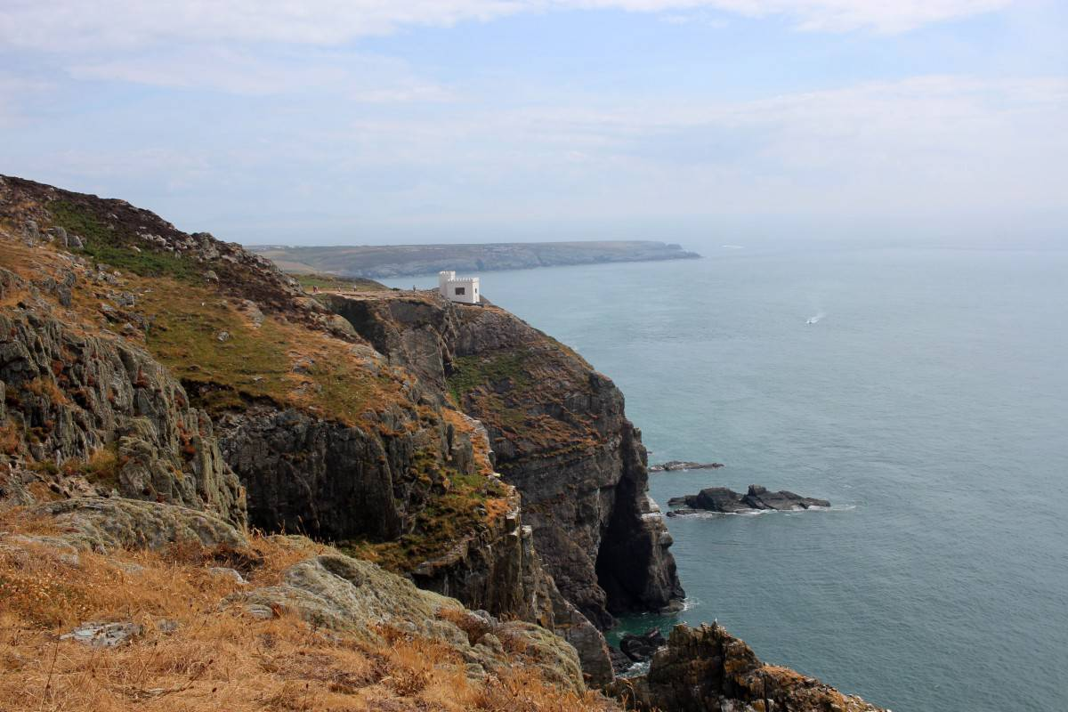 South Stack Lighthouse, Holyhead, Wales