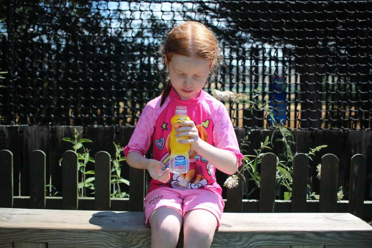 Keeping the Kids Hydrated this Summer with Nestlé Pure Life - What