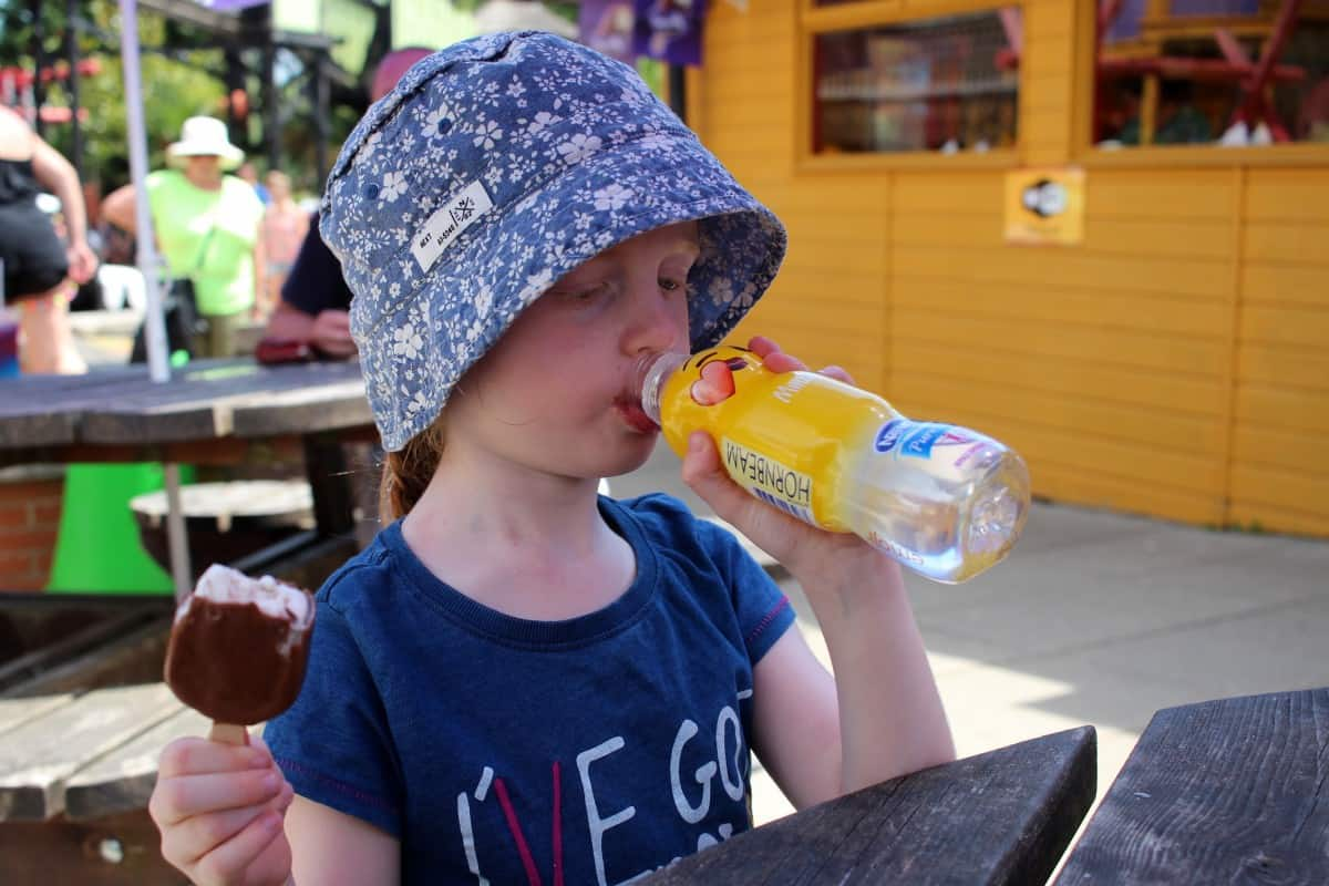 Keeping the Kids Hydrated this Summer with Nestlé Pure Life