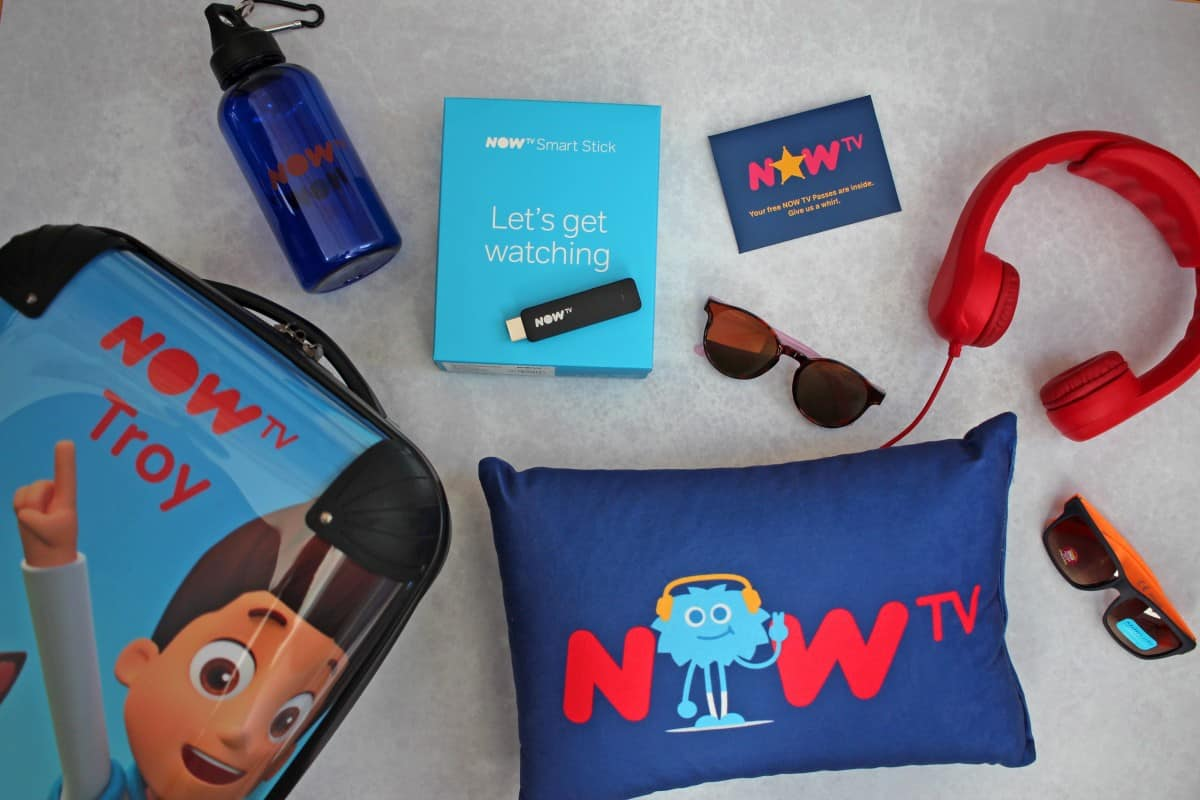 Keeping the Whole Family Entertained with the NowTV Smart Stick