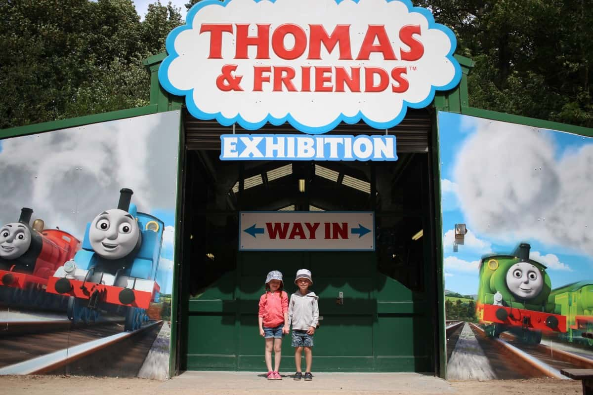 An Action Packed Day at Drayton Manor