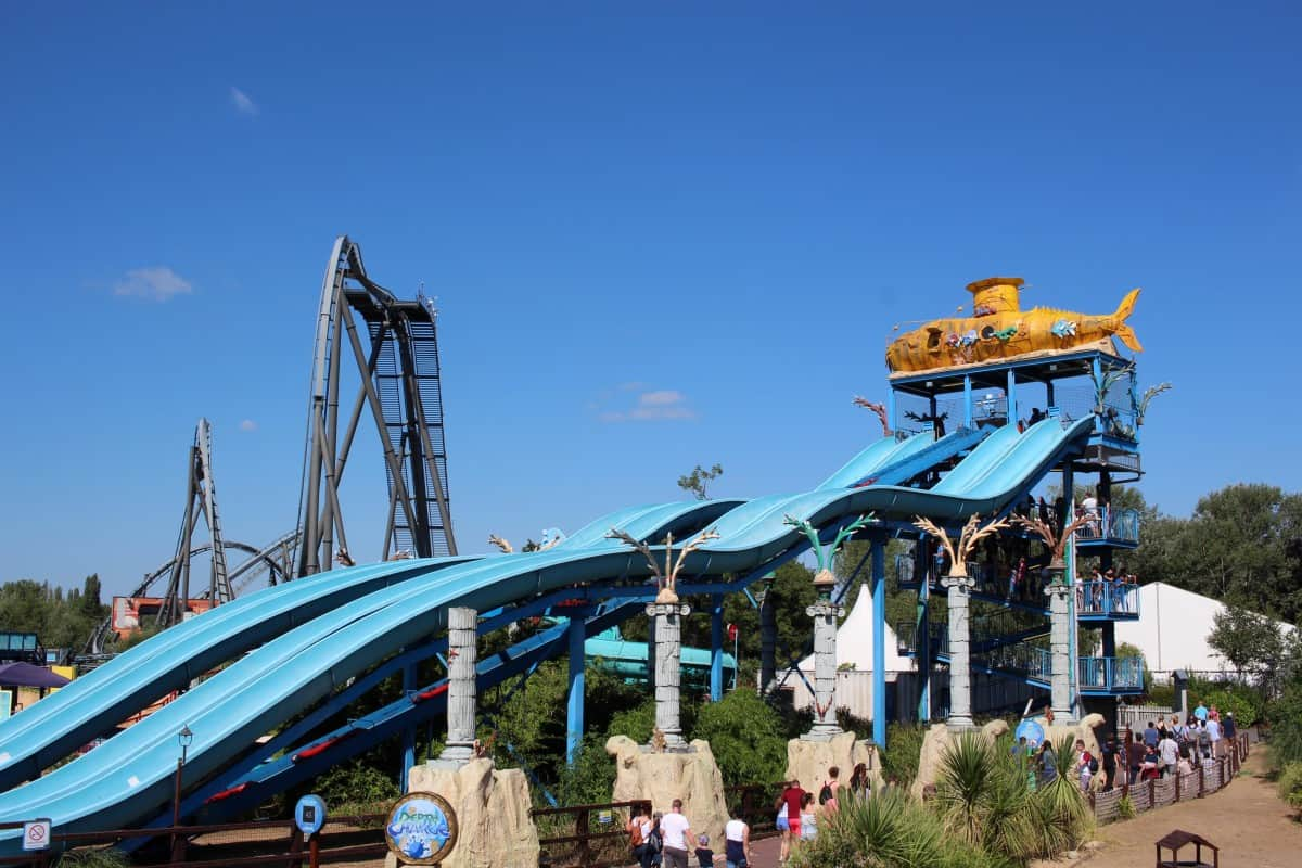 Our first Family Visit to Thorpe Park - and Digi-Pass!