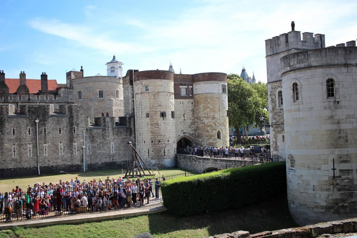 A Family Visit to the Tower of London