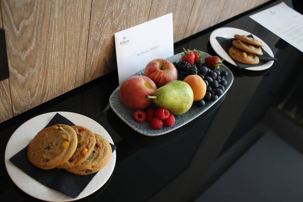 A Family Weekend at the Hilton Bankside, London