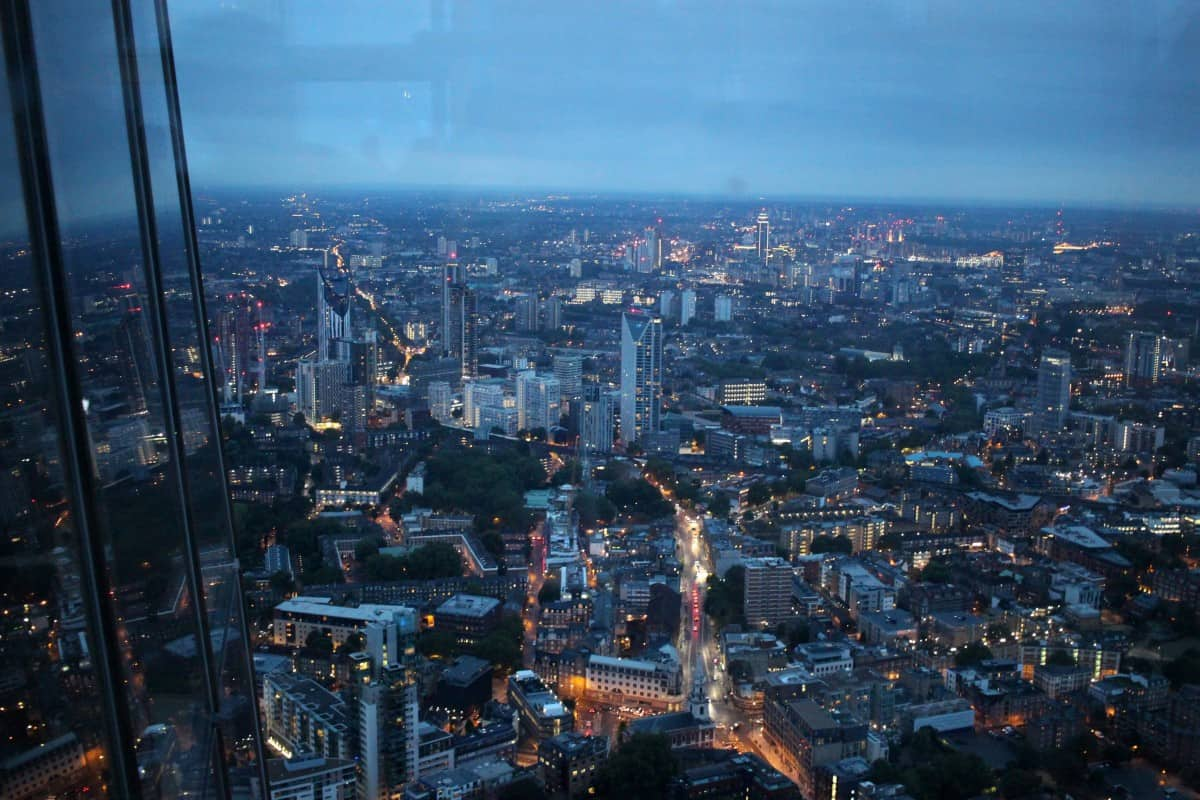 The View From the Shard as a Family - Is it Worth it?