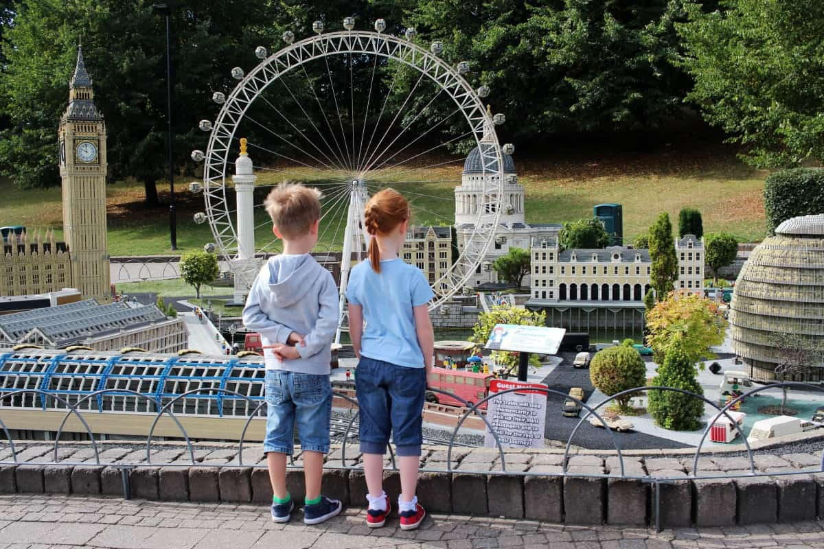 A Summer of Fun at Legoland