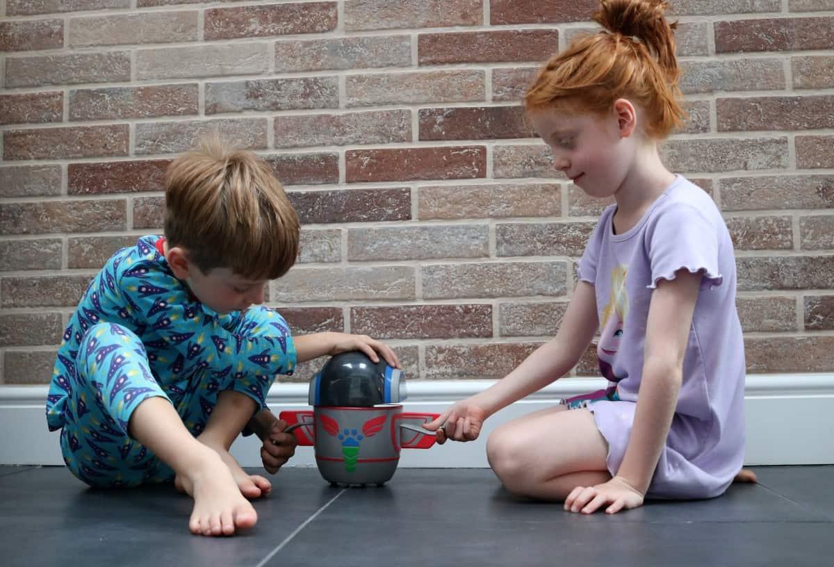 Review: PJ Masks Lights and Sounds Robot