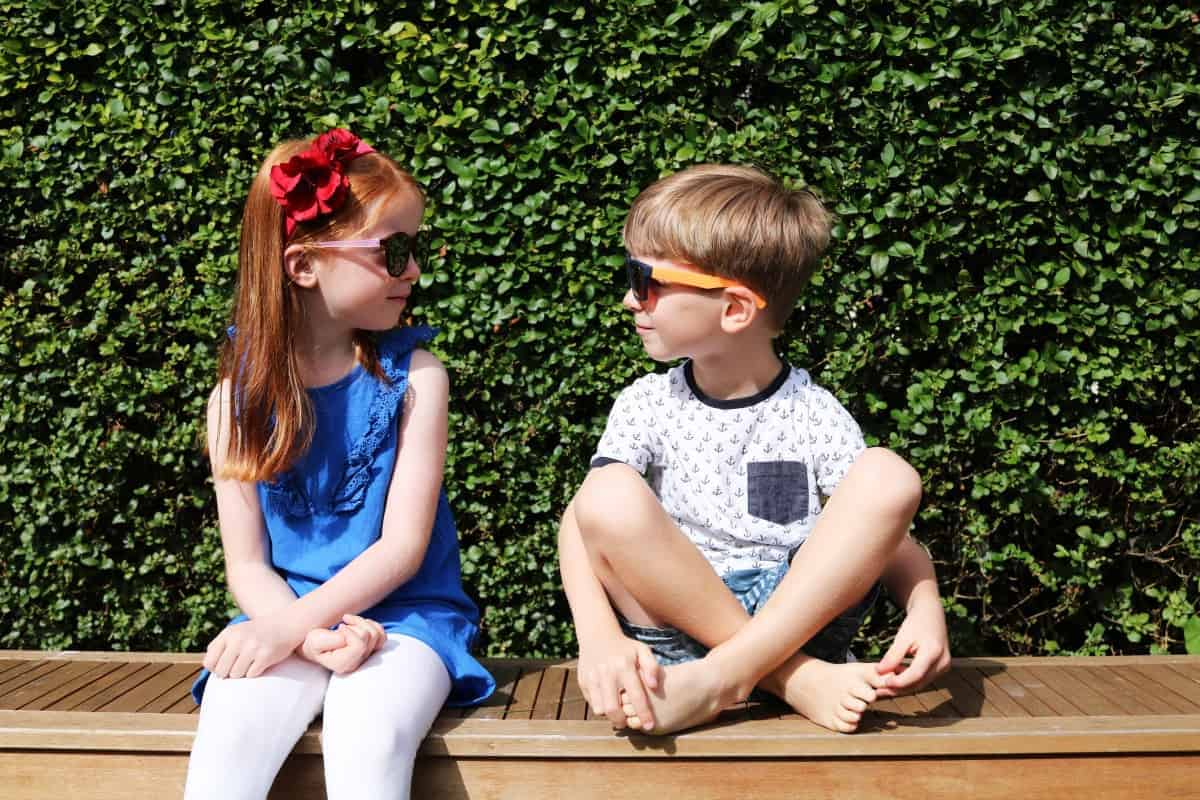 Do you Protect your Children's Eyes from the Sun?