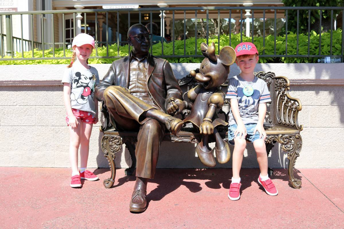 Our First Visit to Walt Disney World's Magic Kingdom