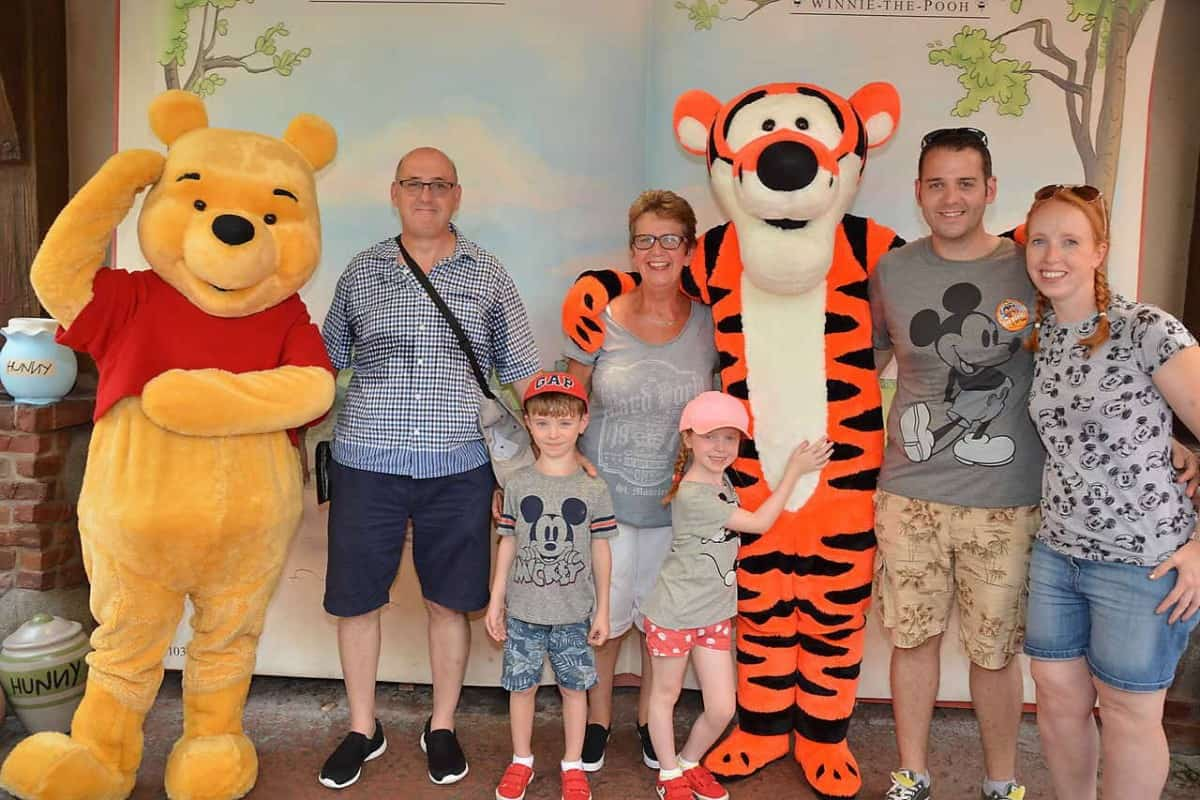 Our 10 Favourite Interactions with Disney Characters at Disney World, Florida