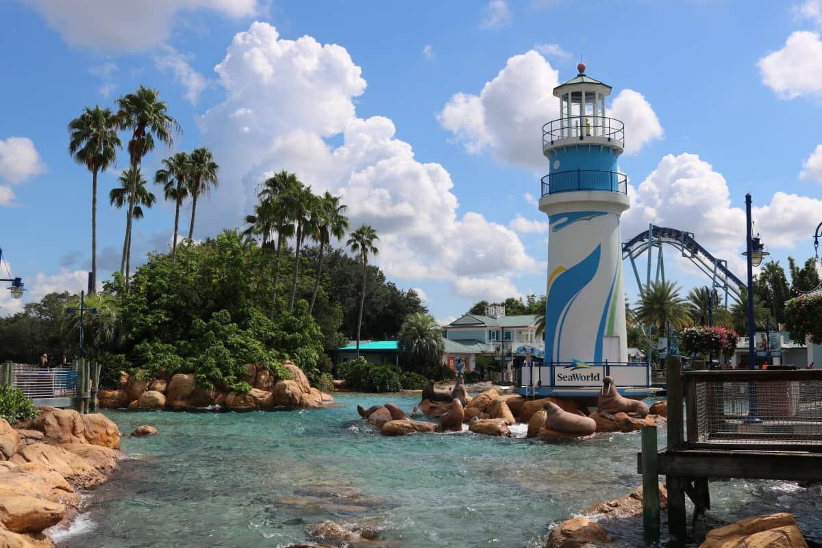 A Family Visit to SeaWorld, Florida