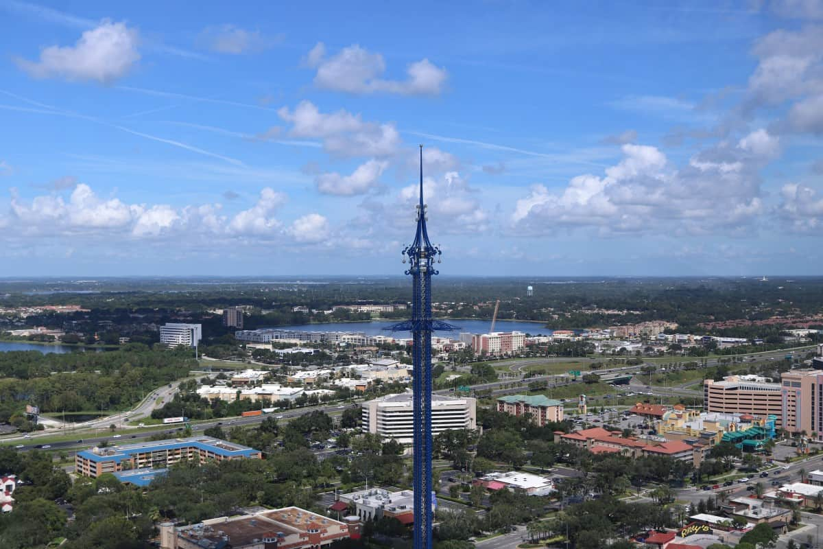 A Day at ICON Orlando 360, Florida {Madame Tussauds and Sea Life Orlando}