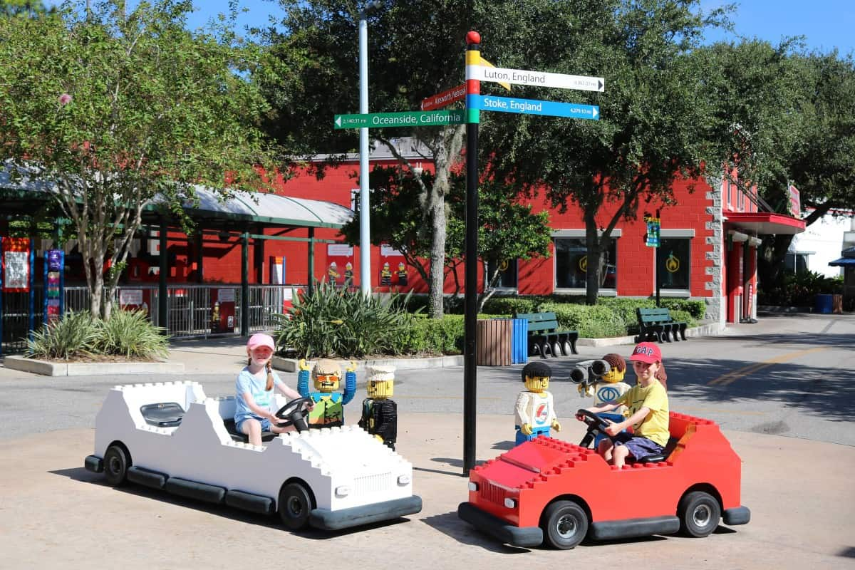 Our First Visit to Legoland Florida