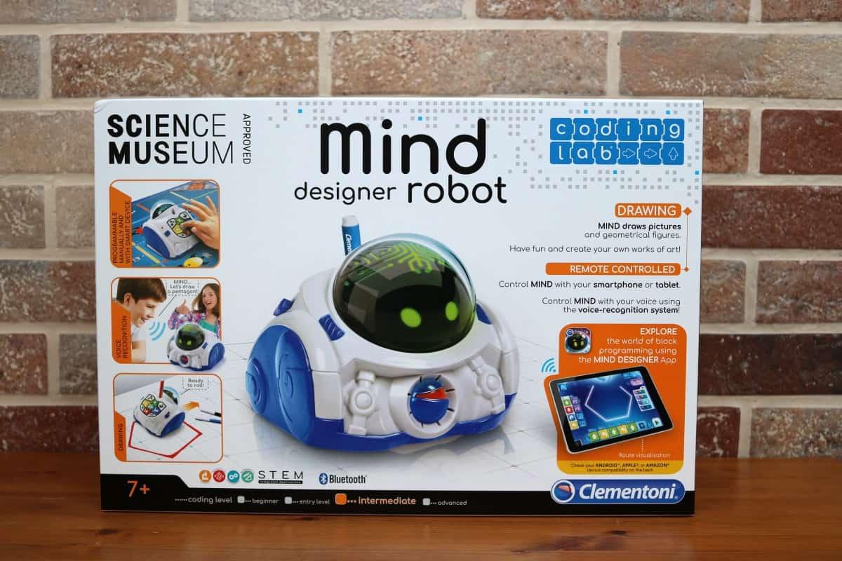 Review: Clementoni Science Museum Mind Designer