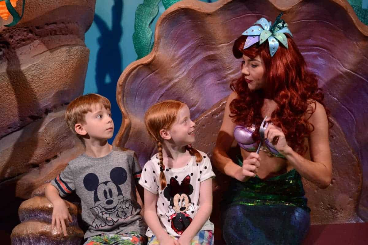 Our Ten Disney World Best Bits