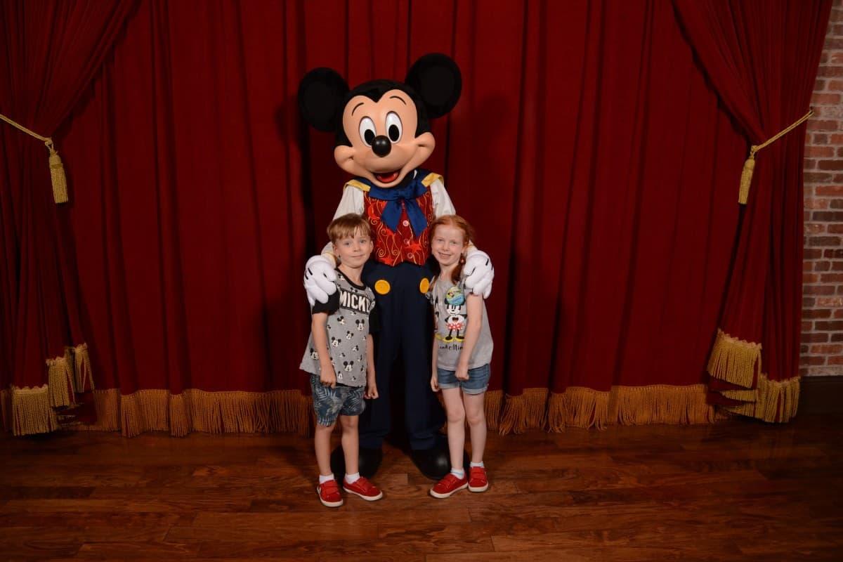 A Disney Birthday {The Ordinary Moments}