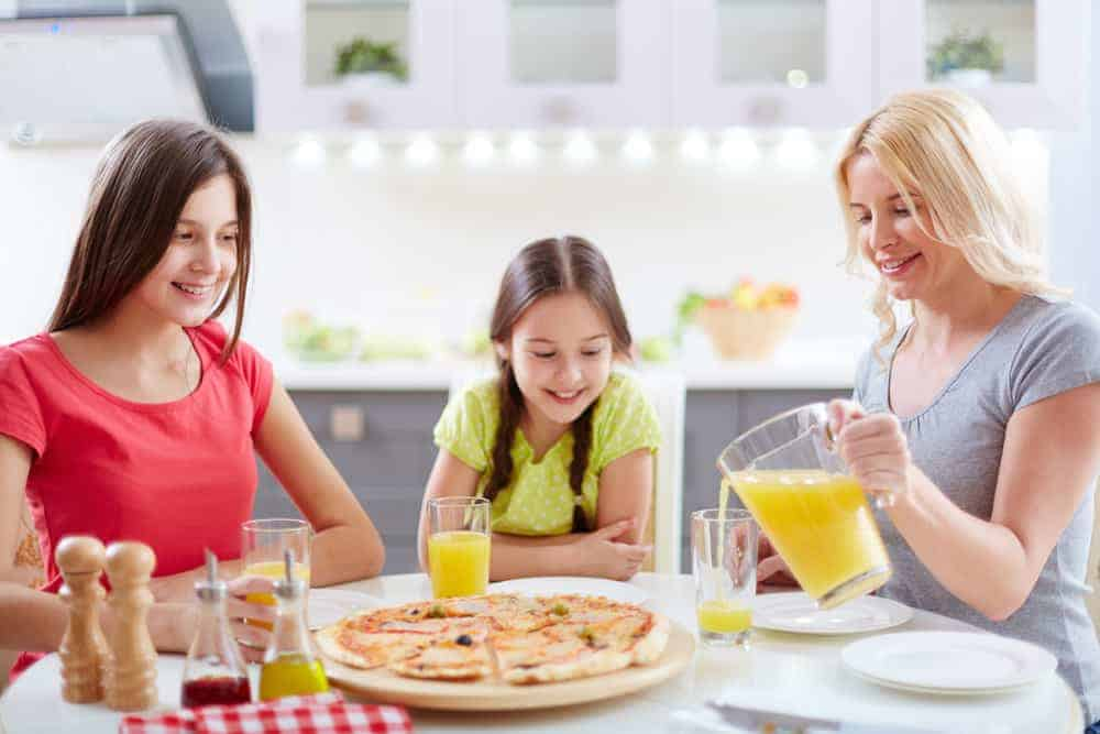 The Challenges of Parenthood - Why Are Mealtimes Such an Issue?