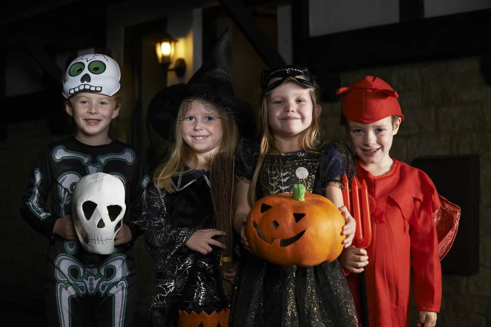 How Safe are Your Children's Halloween Costumes?