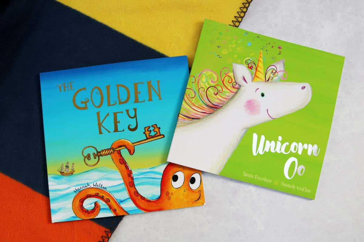 Introducing Bang on Books – Personalised Children's Books