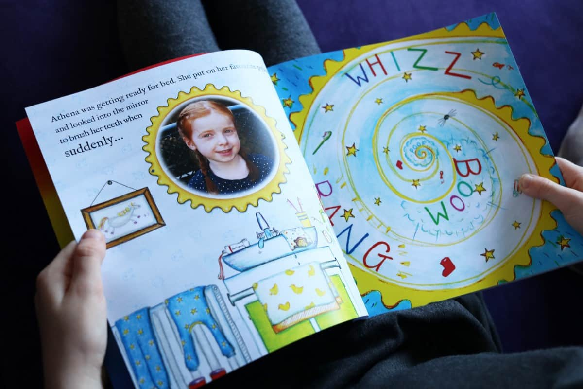 Introducing Bang on Books - Personalised Children's Books