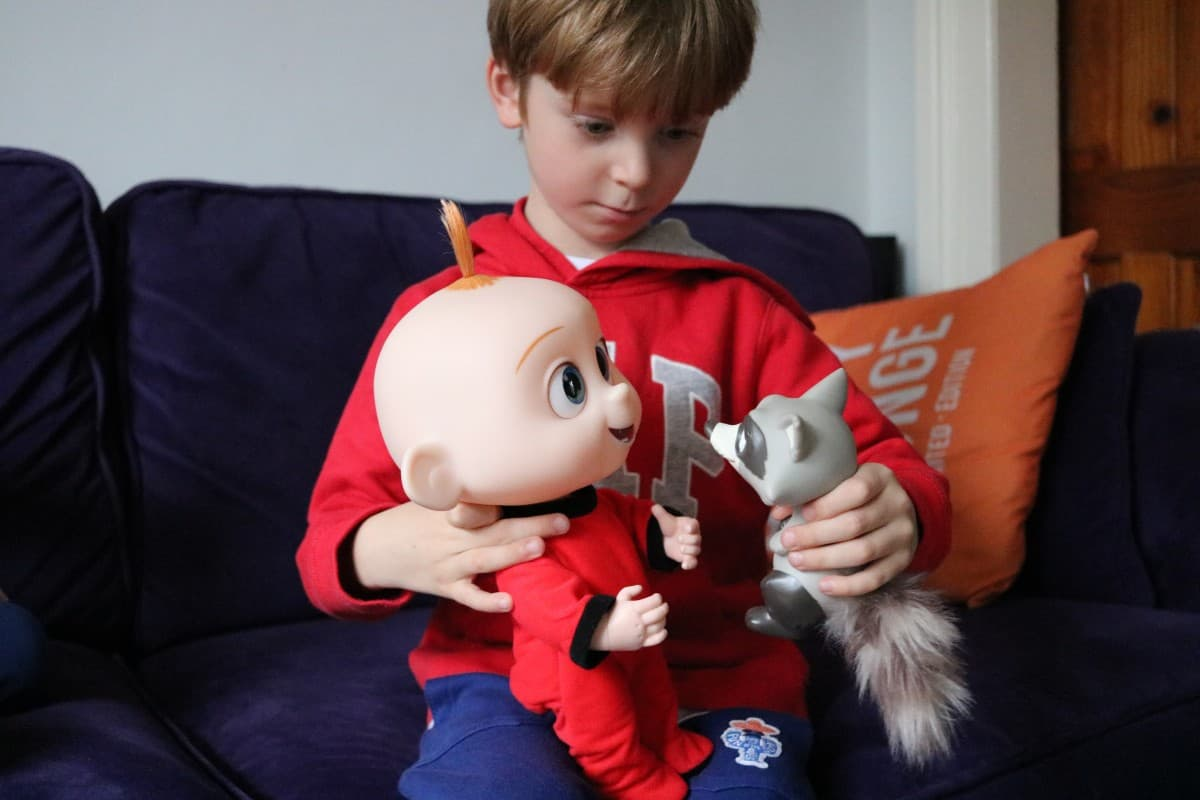 The Incredibles 2 Toy Range - Jack-Jack Attacks