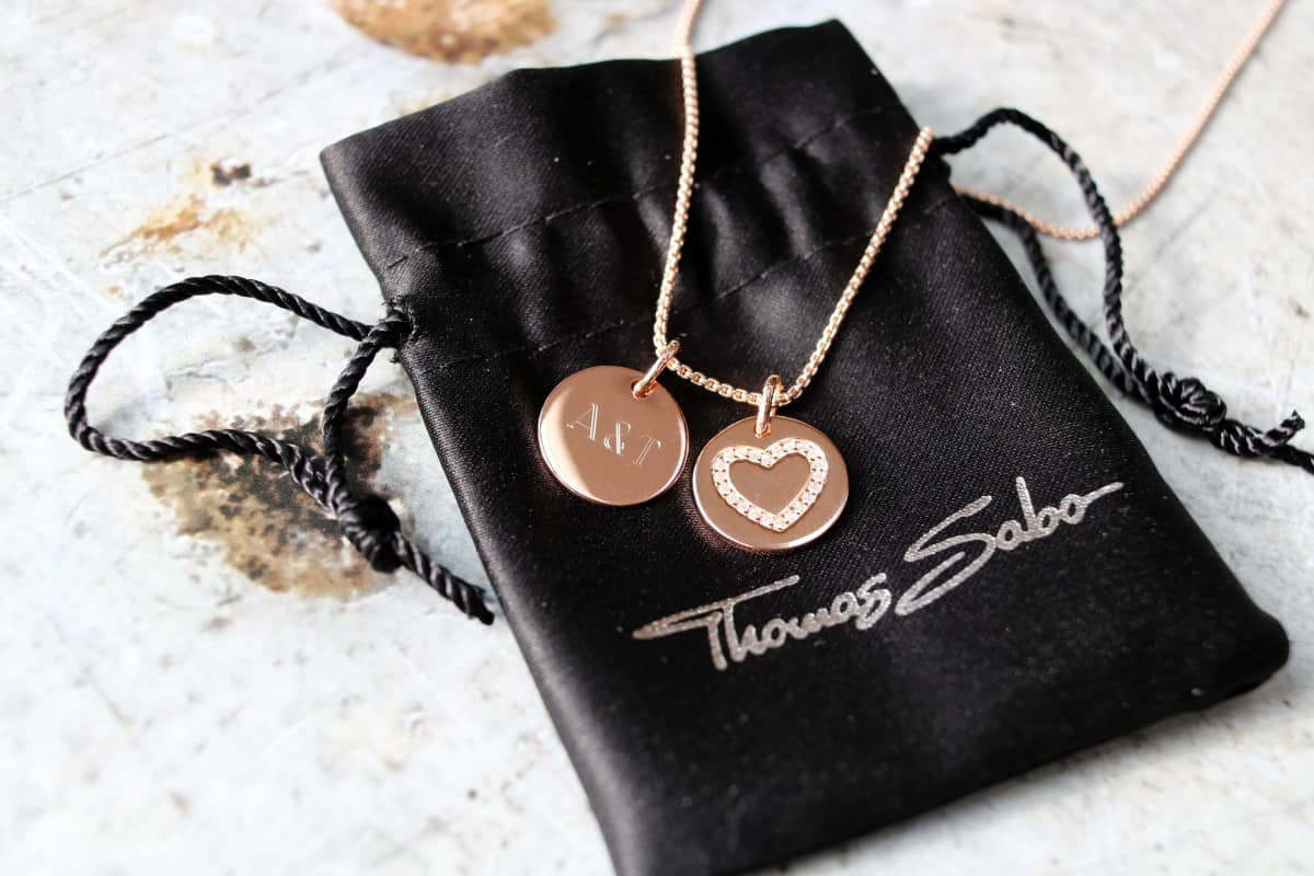 A Personalised Gift that will last a Lifetime with Thomas Sabo