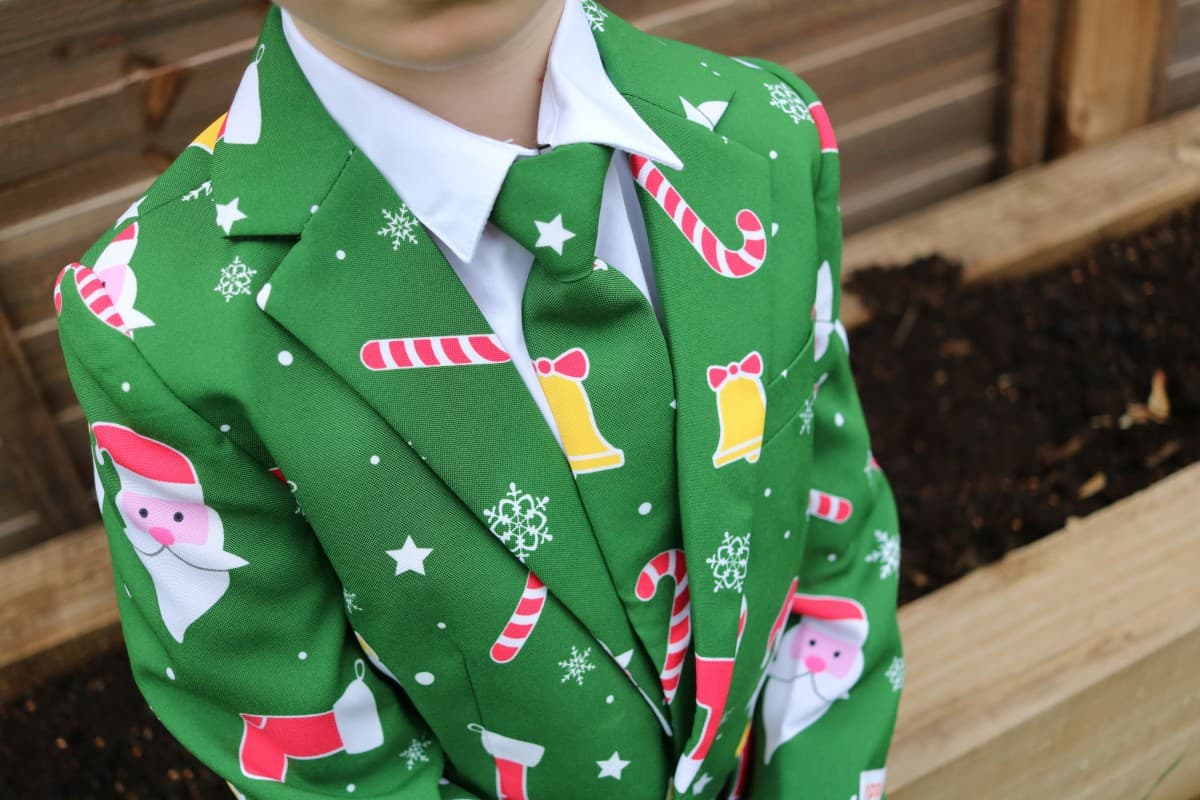 Getting into the Festive Spirit with Opposuits