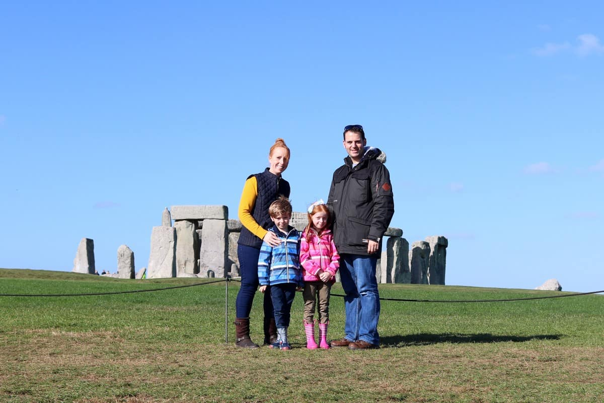 Our first Visit to Stonehenge, Wiltshire