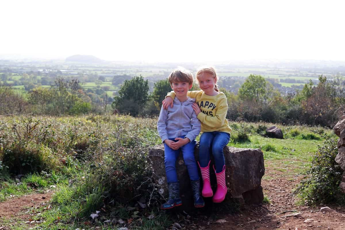 A Family Visit to the Cheddar Gorge Caves