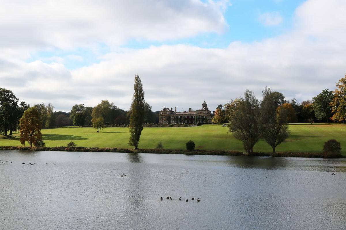 A Family Visit to Bowood House and Gardens