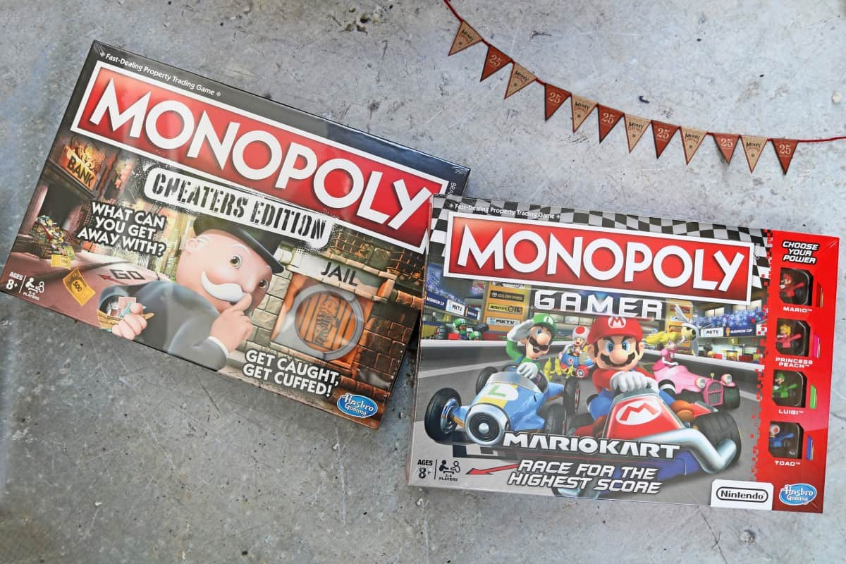 Gifts the Whole Family Can Enjoy - Monopoly Cheaters Edition | Monopoly Gamer