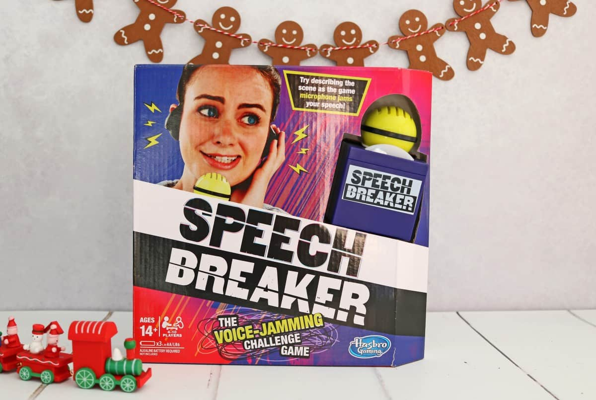 Gifts the Whole Family Can Enjoy - Speech Breaker